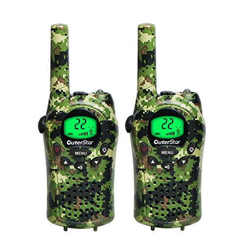 OuterStar Durable Walkie Talkies