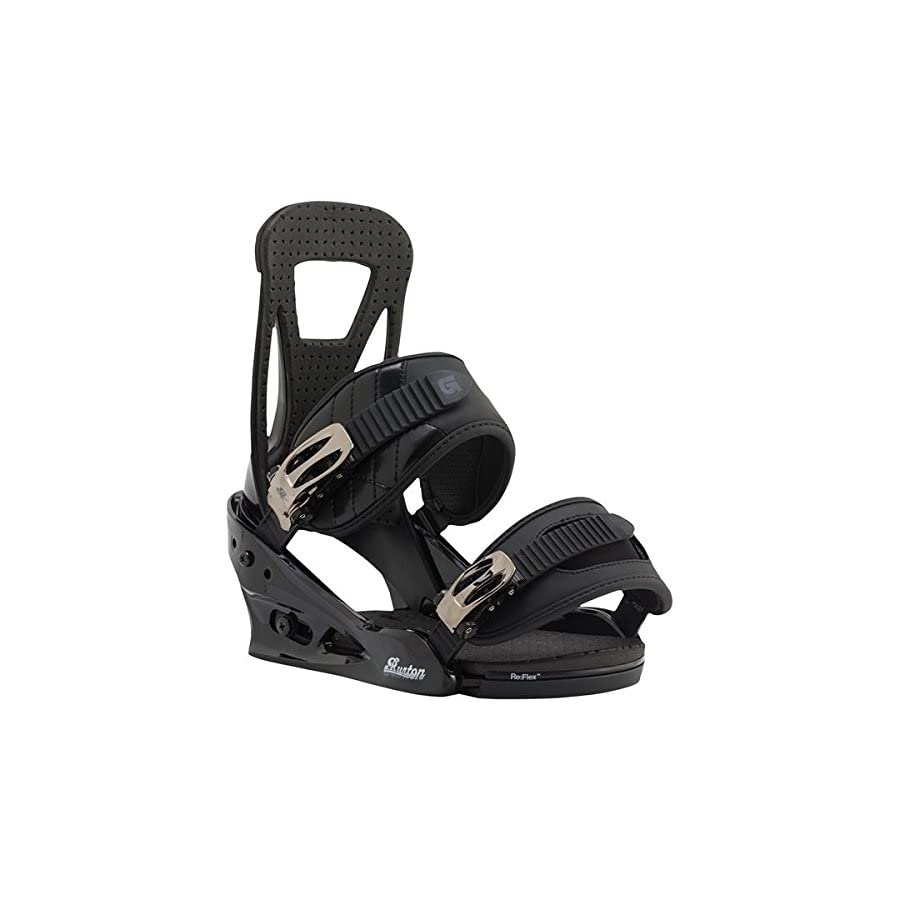 Burton Freestyle Snowboard Bindings Mens Sz L (10+)