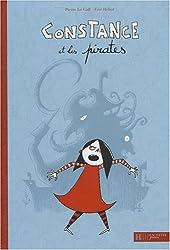 Constance et les pirates
