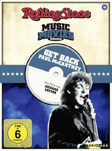 Price comparison product image Get Back-Paul Mc Cartney / Rolling Stone Music M [Import allemand]