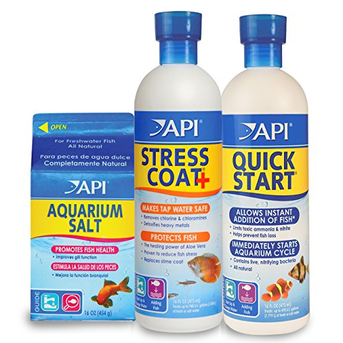 API Aquarium Starter Bundle Pack by API