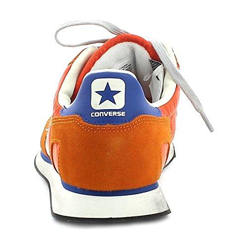 Converse - Converse Auckland Racer Distressed Ox Scarpe Uomo Arancio Arancione