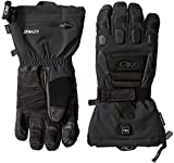 Outdoor Research Capstone Heated Gloves, Black, M