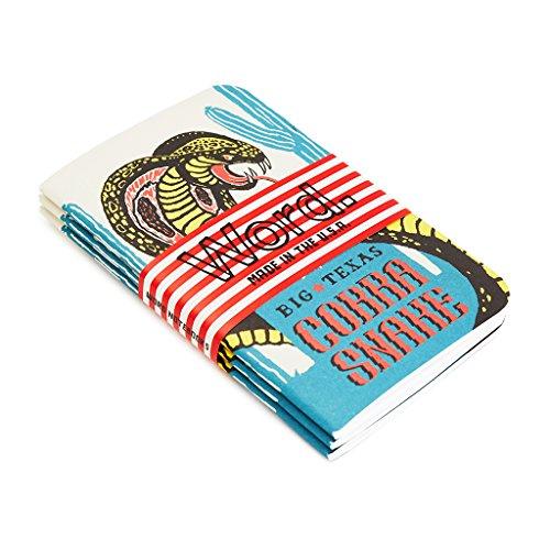 Word. Notebooks - Emma Maatman (3-pack) Photo #6