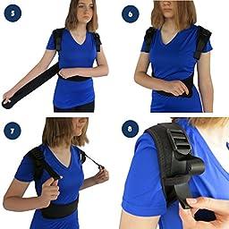 ComfyMed® Posture Corrector Clavicle Support Brace CM-PB16 (REG 29\