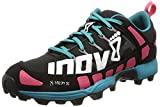 Inov-8 Women's X-Talon 212 (W) Trail Running Shoe, Black/Pink/Teal, 8.5 a US For Sale
