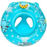 hou zhi liang Baby Swim Ring,Inflatable Baby Float For Kids Toddler Infant Safety Seat Boat Pool Swimming Ring Early Learning Toy For Girls Boys