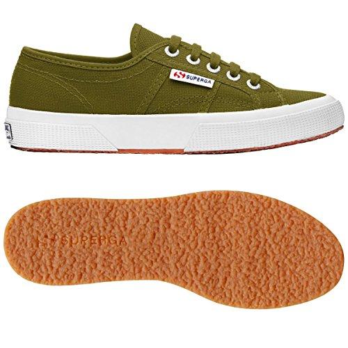 Green Adulto Miltary Classic – Superga Sneaker Cotu 2750 Unisex 8nz7n0
