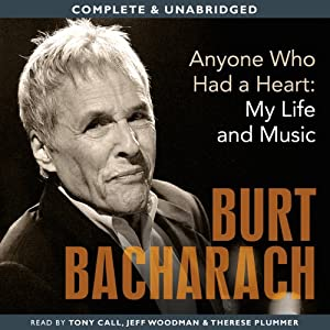 Anyone Who Had a Heart: My Life and Music Audiobook