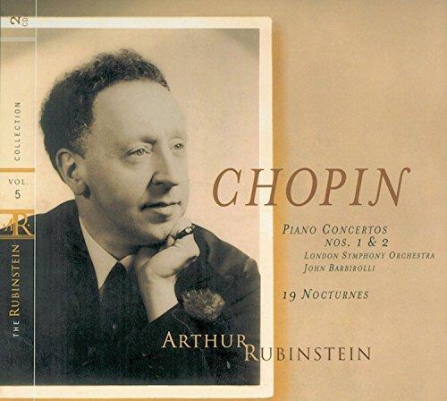 Rubinstein Collection, Vol. 5: Chopin: Concertos Nos. 1 & 2; 19 Nocturnes