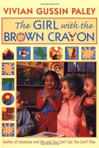 The Girl with the Brown Crayon by Vivian Gussin Paley (1997-03-10)