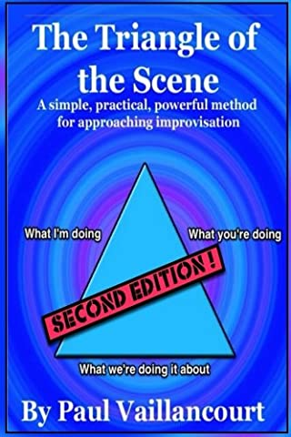 The Triangle of the Scene: A simple, practical, powerful method for approaching improvisation (Comedy Improvisation)