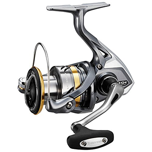 Shimano ULTEGRA 3000FB, Freshwater Spinning Fishing Reel, High Gear