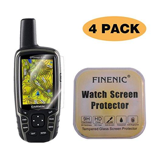 FINENIC GPS Screen Protector Foils