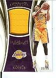 Basketball NBA 2015-16 Immaculate Standard #30 Julius Randle 31/75 Lakers