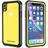 MoKo Compatible with iPhone XR Case, Crystal...