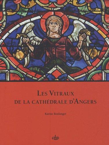 Les-vitraux-de-la-cathdrale-dAngers-French-Edition