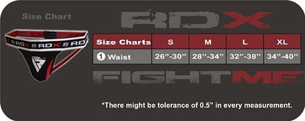 Boxeo Artes marciales de caja de pantalla correas de tipo suspensorio para hombre talla S, M, L, XL color negro Coquilla con copa de Gel MMA