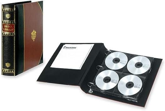 Black Ideastream CD Snap NStore