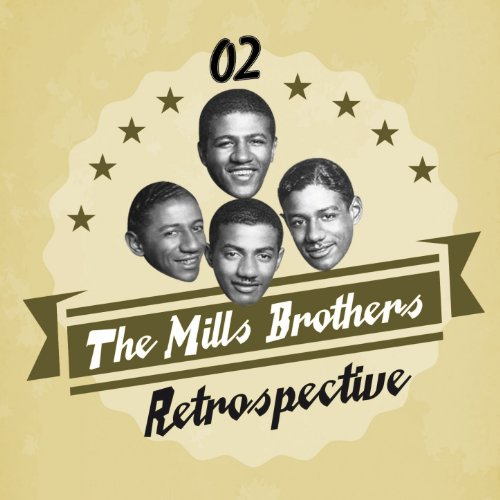 the mills brothers paper doll - 9