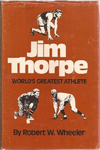 Download Jim Thorpe: World's Greatest Athlete PDF, azw (Kindle), ePub