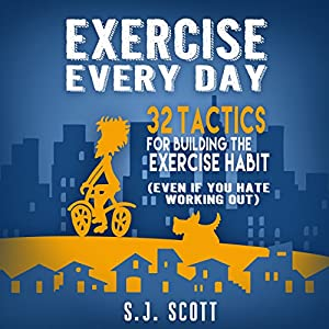 Exercise Every Day Audiobook