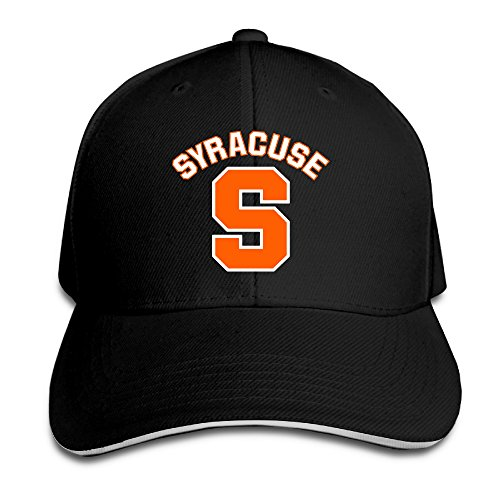 k-fly2-unisex-adjustable-syracuse-university-baseball-caps-hat-one-size-black