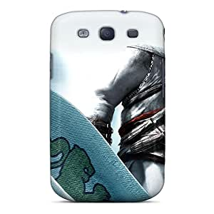 High Grade Karencases Flexible Tpu Case For Galaxy S3 - Assassins Creed 1080p