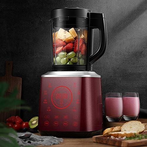 Blender 1200W Aanrechtblender voor Shakes en Smoothies met BPA-vrije Glazen Container, Smoothie-blender Ingebouwde Puls voor Keuken, Crushing Ice, Frozen Dessert