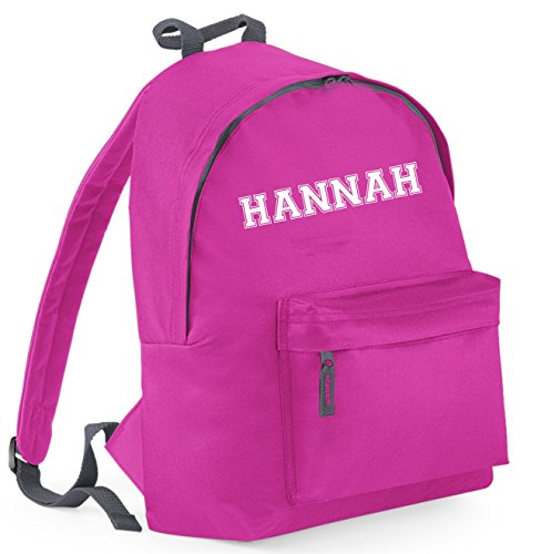 Edward Sinclair - Bolso mochila para mujer rosa - fucsia