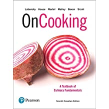 On Cooking: A Textbook of Culinary Fundamentals, Seventh Canadian Edition Plus MyLab Culinary with Pearson eText -- Access Card Package (7th Edition)