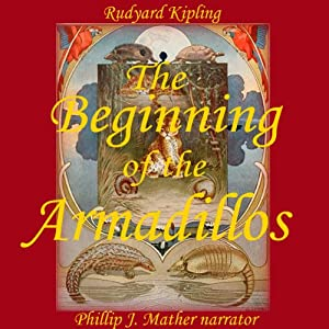 The Beginning of the Armadillos Audiobook