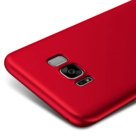 coque samsung s8 rouge