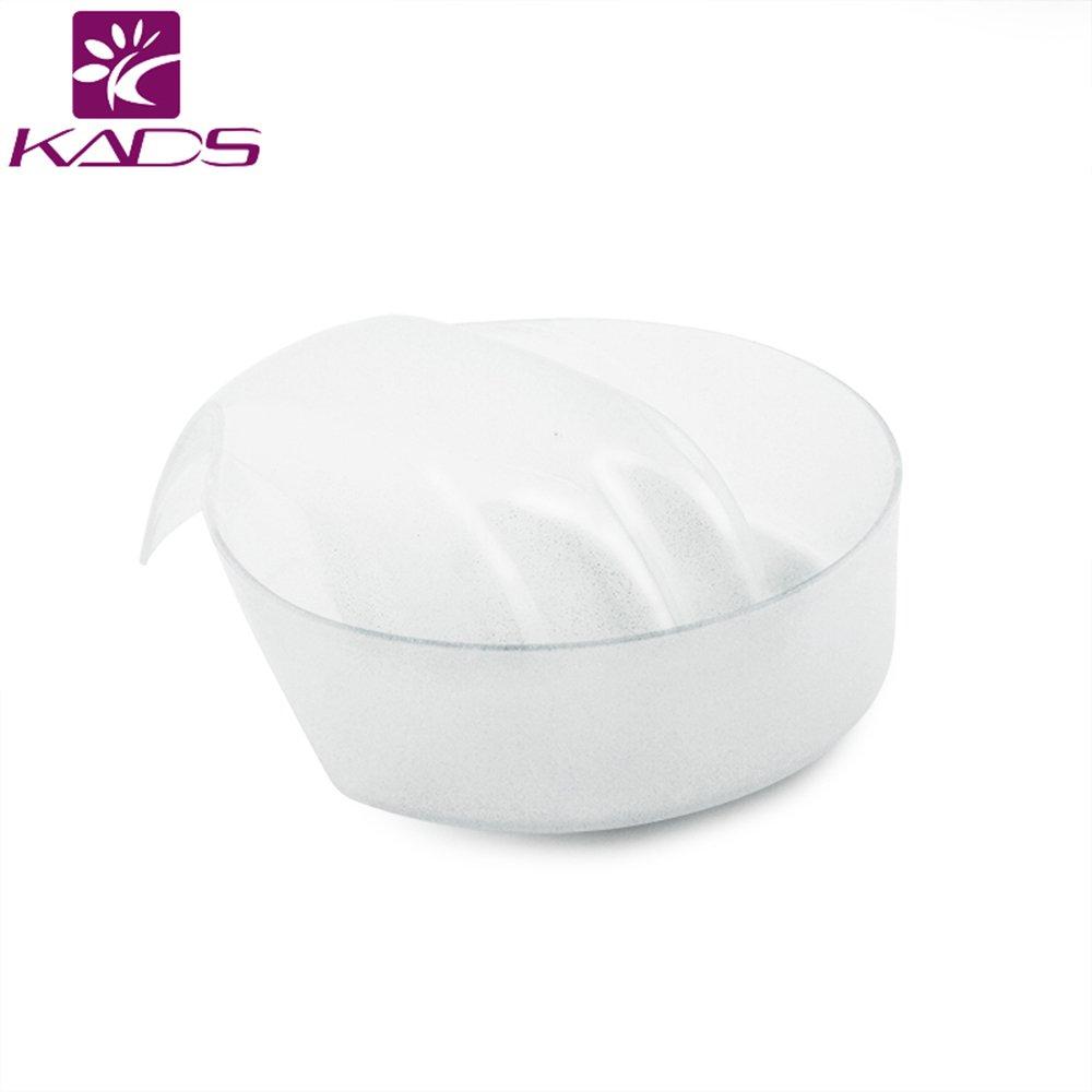 KADS Bandeja Para Quitar el Esmalte de Uñas cuenco de manicura remoja dedos KADS Co. Ltd