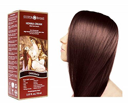 Surya Brasil Henna Cream Chocolate 70ml, 2.31fl.oz