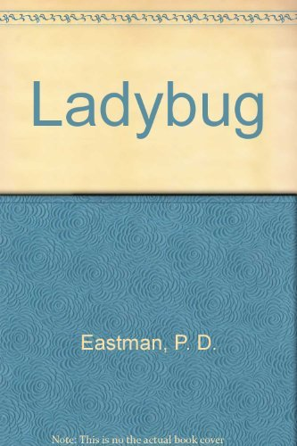 Ladybug, Ladybug and Other Nursery Rhymes (Shape Book) Ladybug Nursery Rhyme