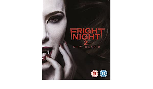 Amazon com: Fright Night 2 [Blu-ray]: Will Payne, Jaime