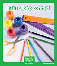 ¡Tú sabes contar! (Wonder Readers Spanish Emergent) (Spanish Edition)