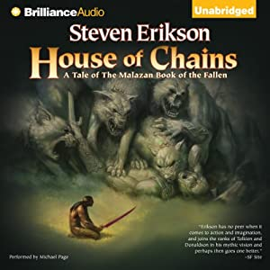 House of Chains Audiobook