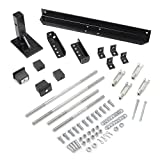 Buyers Products 0207005 2'' Receiver Mount Package for Pick Up Truck Tailgate Salt Spreaders