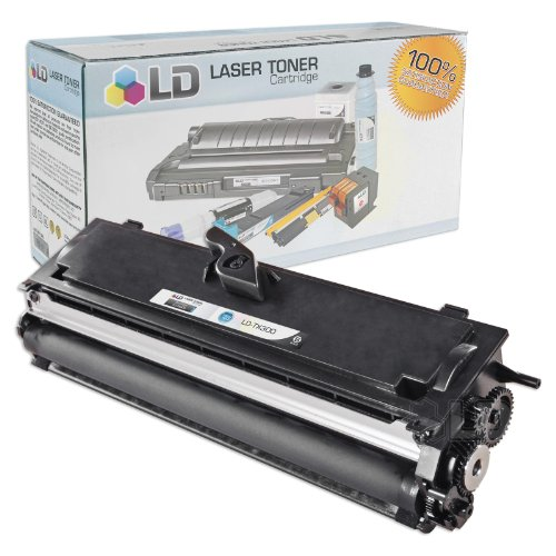 LD © Compatible Toner to Replace Dell 310-9319 (TX300) High Yield Black Toner Cartridge for Your Dell 1125 Laser Printer