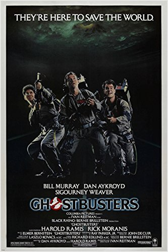 HSE AYKROYD GHOSTBUSTERS reproduction original product image