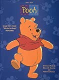 """Pooh: Songs from the Classic """"Winnie the Pooh"""" Featurettes - Piano-Vocal by Richard Sherman (1995-12-01)"""