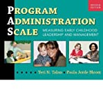 img - for [(Program Administration Scale: Measuring Early Childhood Leadership and Management)] [Author: Teri N. Talan] published on (November, 2011) book / textbook / text book