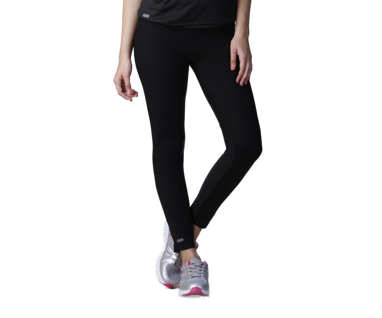 88fa5b5b96ea88 Buy WOMENS SPORTS LYCRA GYM LEGGING FOR GYM & FITNESS (BLACK-XXL) Online at  Low Prices in India - Amazon.in