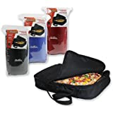 "Casserole Carrier and Food Warmer - Portable Travel Casserole Tote (Holds up to 11""x17"" Casserole - Keeps warm up to one hour)"