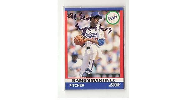 Amazoncom 1991 Score Superstars Los Angeles Dodgers Team Set