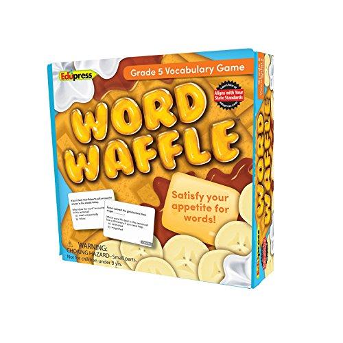 (Word Waffle Game Grade 5 (EP62096))