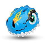 West Biking 3D Toddler Bike Helmet Safety for Cycling-Scooter-Skating Protect Your Kids (Dinosaur-Blue) For Sale