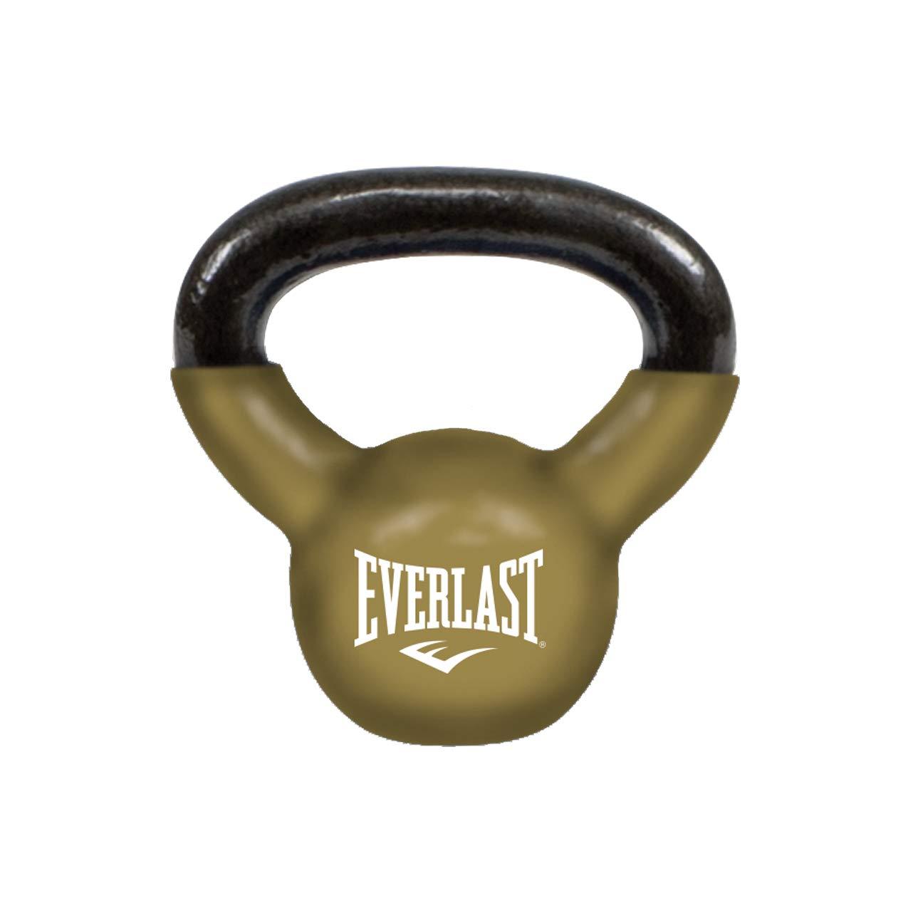 Everlast 5 lb Vinyl Dipped Kettlebell